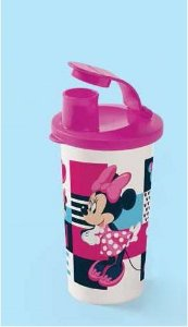 Tupperware Copo com Bico Minnie 300 ml