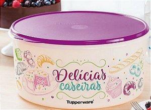 Tupperware Porta Delicias Caseiras 10 Litros