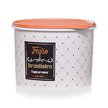 Tupperware Caixa Feijão Bistrô 1,5 kg