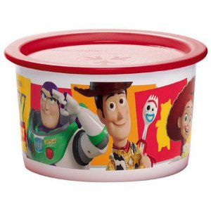 Tupperware Mini Instantânea Slim Toy Story 575 ml