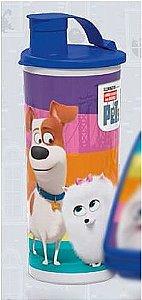 Tupperware Copo com Bico Pets 470 ml