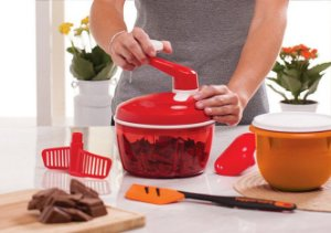 Tupperware Quick Chef 1,3 Litros