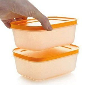Tupperware Conjunto Duas Freezer Line 450 ml