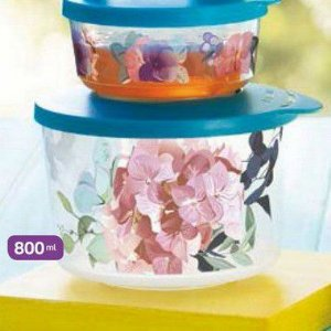 Tupperware Tigela Ilúmina Hortênsia 800 ml
