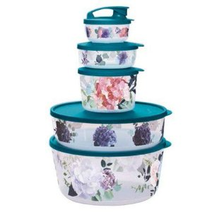 Tupperware Kit Tigela Ilúmina Hortênsia