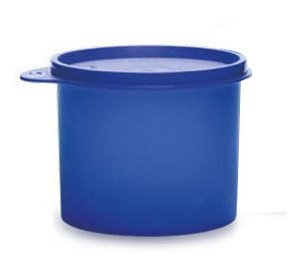 Tupperware Tupper Redondinha Azul 500 ml