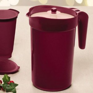 Tupperware A Jarra Colors 2 L Vinho