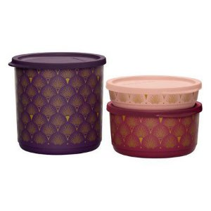 Tupperware Refri Line 530 ml + 1,1 L + 200 ml