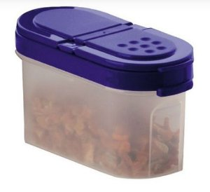 Tupperware Porta Temperos Pequeno 100 ml