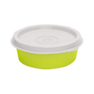 Tupperware Mini Snack Cup 70 ml Amarelo Neon