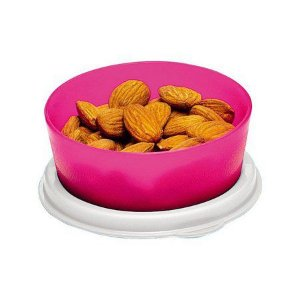 Tupperware Mini Snack Cup 70 ml Rosa Neon