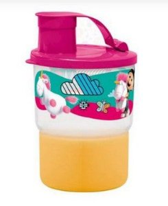 Tupperware Copo Colors com Bico Fluffy 225 ml
