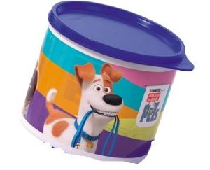 Tupperware Tupper Redondinha Pets 500 ml