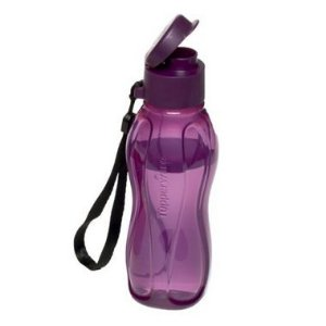 Tupperware Eco Tupper Plus Redonda roxo 310ml