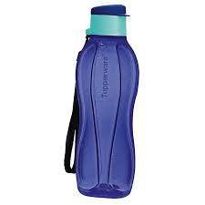 Tupperware Garrafa Eco Tupper Azul Íris 500ml