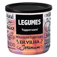 Tupperware Refri Line Legumes PB 1,1 Litro