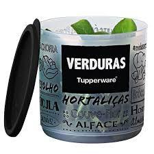 Tupperware Refri Line Verduras PB 1,1 Litros