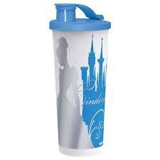 Tupperware Copo com Bico Cinderela 470ml