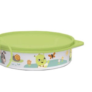Tupperware Tupper Pratinho Baby Shrek 500ml