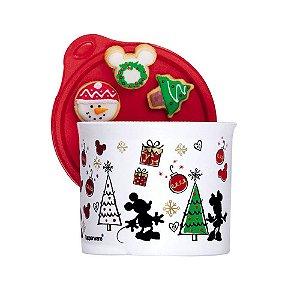 Tupperware Tupper Redondinha Natal Mickey 500ml