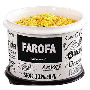 Tupperware Tupper Caixa Farofa PB 500g