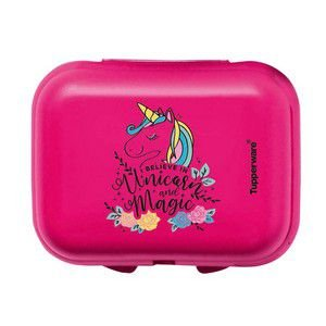 Tupperware Tupper Snack Pequeno Unicórnio