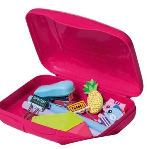Tupperware Visual Box Rubi
