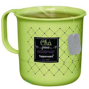 Tupperware Caneca Bistrô Chá 350ml