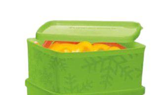 Tupperware Jeitosinho Neve verde 400ml