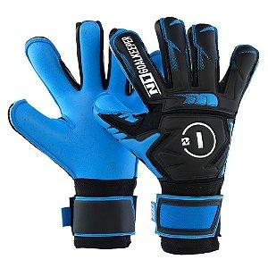 Luva de Goleiro Profissional N1 Beta Elite Blue