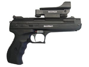 Pistola de Pressão - Beeman 2006 5,5mm - Rossi - Com Red Dot - Arma