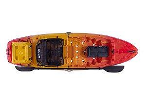Caiaque Brudden - HUNTER FISHING 285 - COMBO - para pesca - várias cores