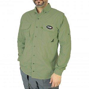 Camisa Mtk Sky Pesca Pescador - C/ Proteção 50+