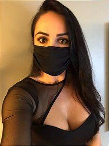 Máscara de Tecido Poliamida