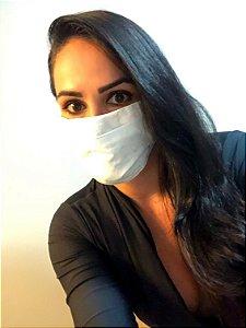 Mascara de Tecido 100% Algodao