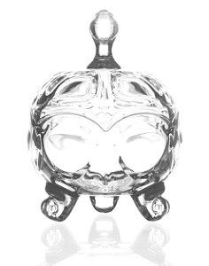 Bombonière de Vidro - 13,5x9 cm