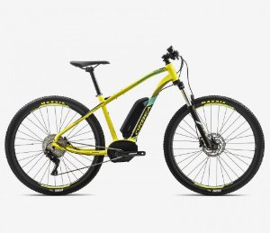 Bicicleta MTB Eletrica Orbea Keran Max 250Watts 72nm 11vv