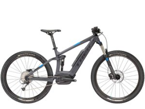 Bicicleta Eletrica Fullsuspension Trek Powerfly 5 FS 250w 75nh 11v