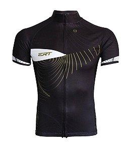 Camisa de Ciclismo ERT Nova Tour Gold