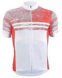 Camisa de Ciclismo Mauro Ribeiro Light Tour Vermelha