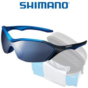 Oculos Shimano Serie R CE S71R Azul Fosco