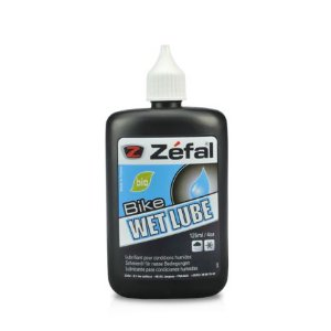 Óleo De Corrente Umido Zefal Wet Lube 125ml
