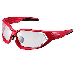 Oculos Shimano Serie X = S51 Vermelho