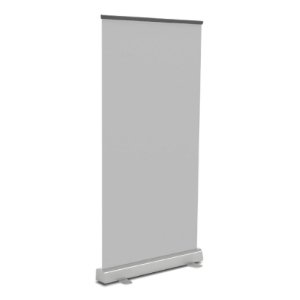 Porta Banner Roll-up 1,00 x 2,00m Com Banner
