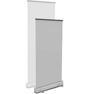 Porta Banner Roll-up  80 x 150 ~ 200cm Ajustável