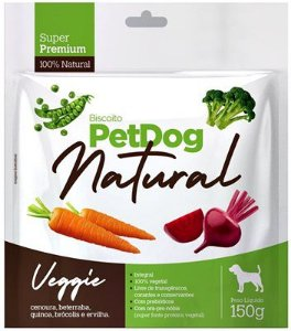 Biscoito Pet Dog Natural (super premium)