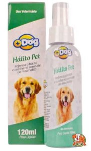 Spray Hálito Pet - 120ml
