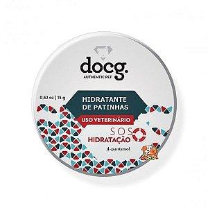 Hidratante de patinhas - Docg.