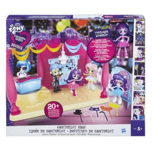Conjunto My Little Pony Mini Playset Hasbro - B6475