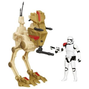 Star Wars Ep Vii Assault Walker Exclusivo Hasbro